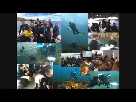 R Hicks: Reeling Out The Science with Reef Life Surveys in South Australia