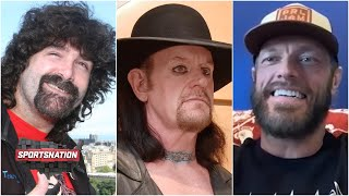 Mick Foley and The Undertaker: Edge relives his GREATEST WrestleMania moments | SportsNation