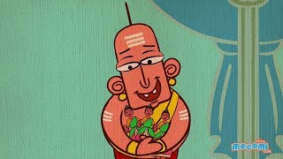 The Three Dolls Story - Tenali Raman Stories in English | Moral Stories for Kids by Mocomi