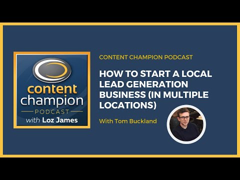 How To Start a Local Lead Generation Business (In Multiple Locations)