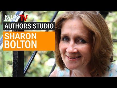Peter James  Sharon Bolton  Authors Studio  Meet The Masters