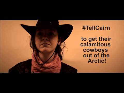 Copy of Cairn Cowboy Calamity - Friends of the Earth Scotland