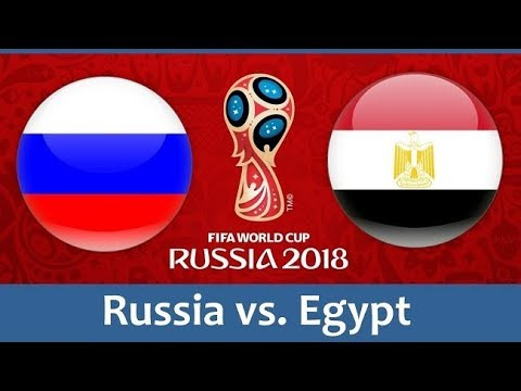 Russia vs Egypt Highlights