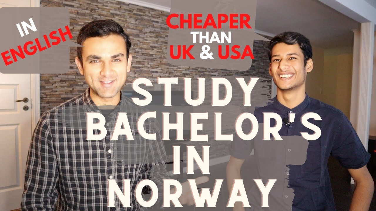 STUDY BACHELORS IN NORWAY | STUDY IN ENGLISH IN NORWAY |