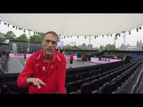 Damien Leyrolles about FIBA 3x3