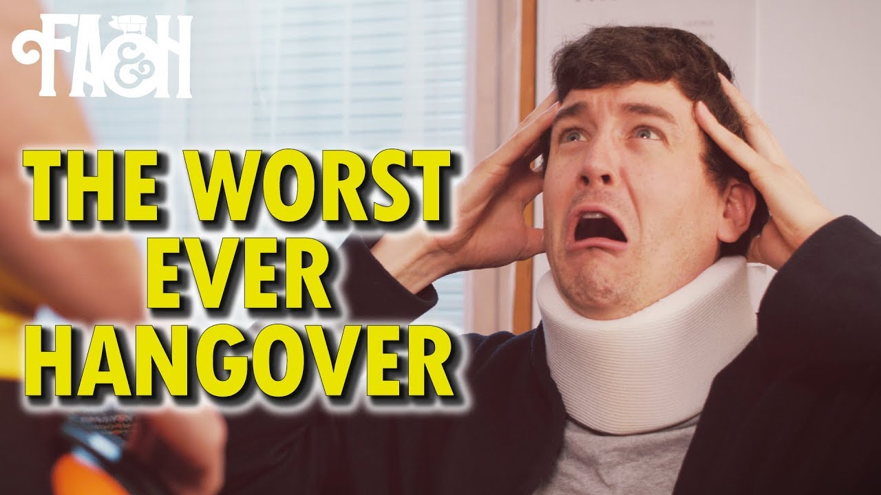 The Worst Ever Hangover - Foil Arms and Hog