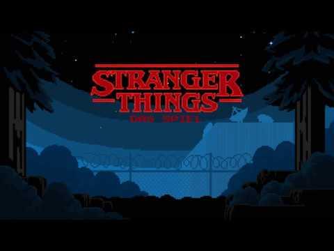 Stranger Things Spiel