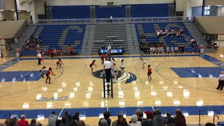 CPV vs Lake Central, 2018 DAC Sectionals