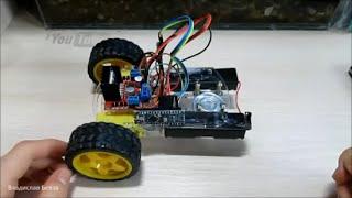 Bluetooth Машинка Своими Руками! На Arduino. - Обзор. (v1)