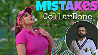 8 MISTAKES IN COLLAR BONE SONG BY AMRIT MAAN NEW PUNJABI SONG AMRIT MAAN