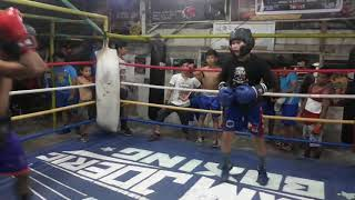 Phil-Aust Boxing Sparring Jhon Aquilino vs John Paul
