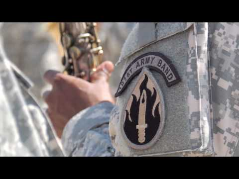 National Anthem - 191st Army Band