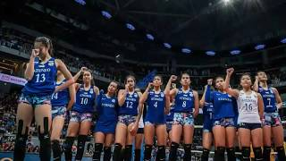 Ateneo Lady Eagles says goodbye to season 80