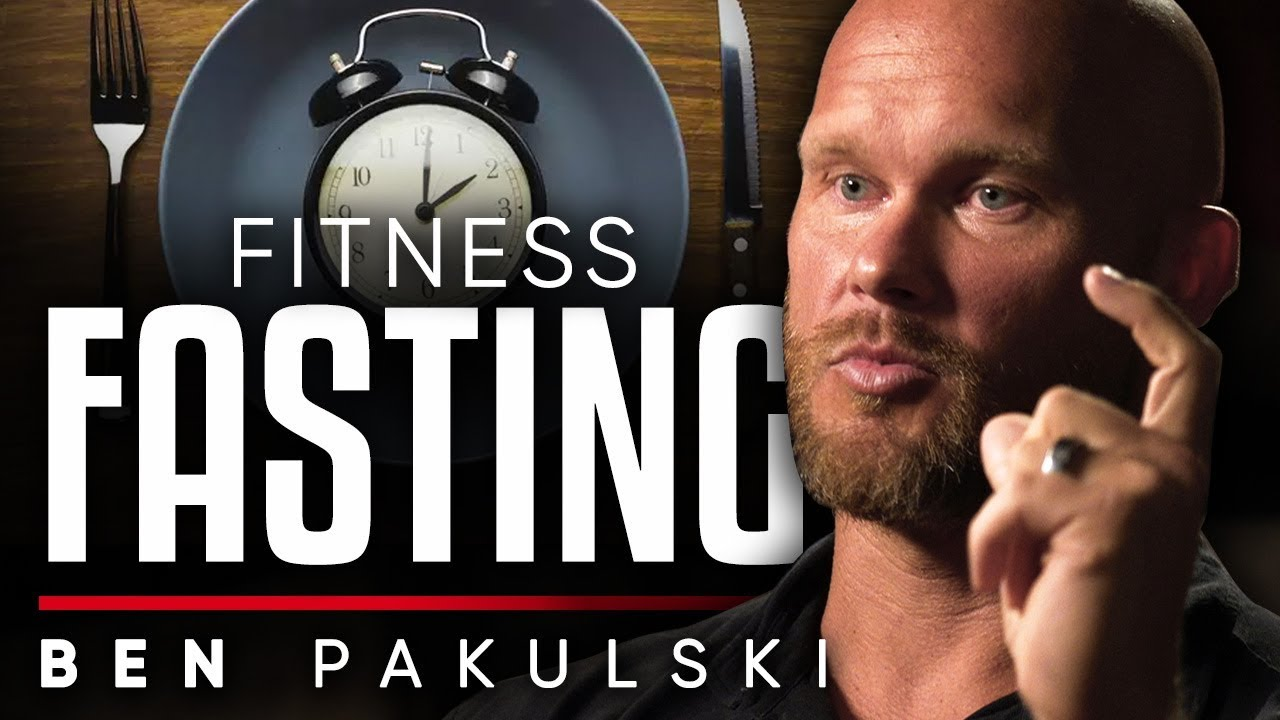 BEN PAKULSKI - FASTING FOR FITNESS: Why I Fast To Burn Muscle | London Real