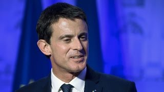France: Prime Minister Valls set to announce French presidential bid