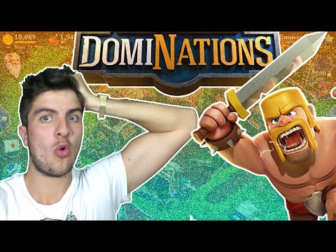 DomiNations | Un Juego Mejor que Clash of Clans | Android & iOS