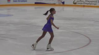 2017 Russian Jr Nationals - Alyona Kostornaya FS