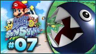 Super Mario Sunshine 100% Walkthrough | ALL Pianta Village Shine Sprites! [Episode 7 🔴LIVE]
