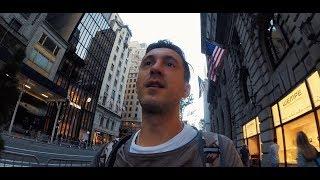 Поездка в Америку. Как путешествовать недорого. Лондон. Нью-Йорк. Манхэттен. Централ Парк. Часть 1.