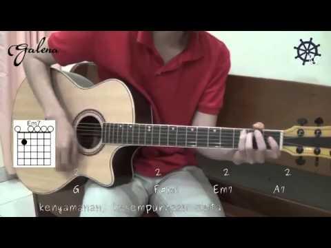 Akustik Gitar   Belajar Lagu Kesempurnaan Cinta   Rizky Febian