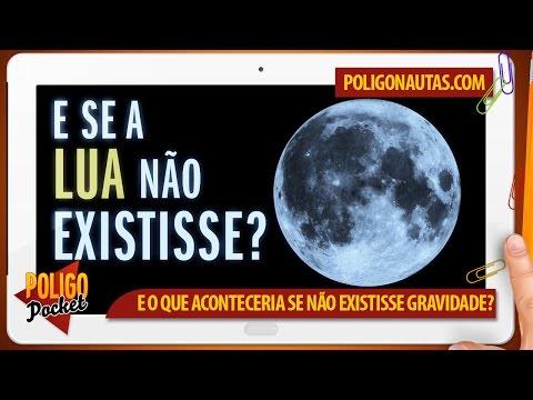 E se a Lua não Existisse? | Respondendo 5 Dúvidas #3