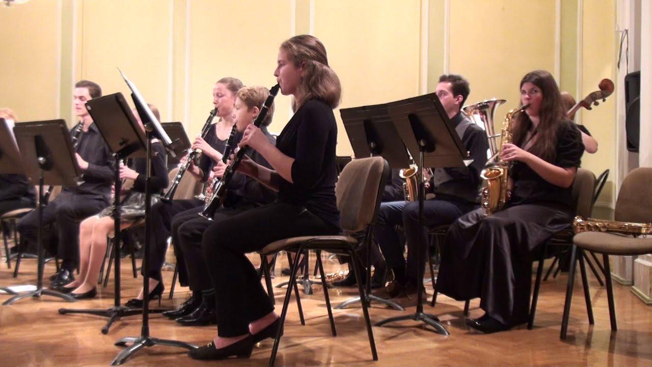 """00607 VII Baltijas valstu pūtēju orķestru diriģentu... forums, koncerts"""""""" Solo ar otķestri"""""""""""