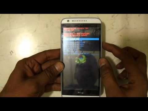 HTC Desire 620g Hard Reset And Pattern Reset Eazy Youtube