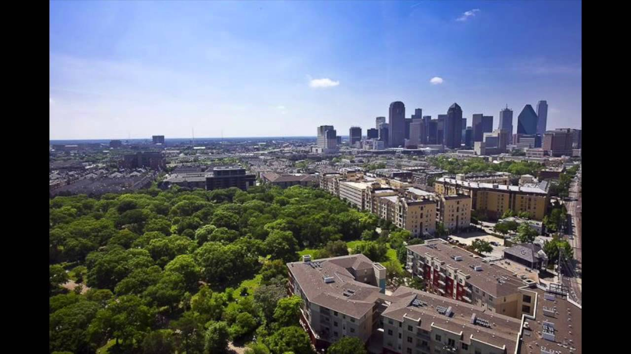 Uptown Dallas Apartments - YouTube