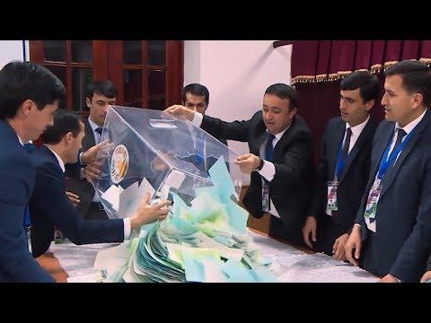 Таджикистан подводит итоги выборов в парламент