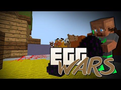 """Dansk Minecraft - Egg Wars - """"ENDNU EN HACKER!!!"""""""