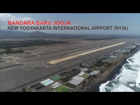 Progres Pembangunan Bandara Baru Jogja 2018, Bandar Udara NYIA -New Yogyakarta International Airport