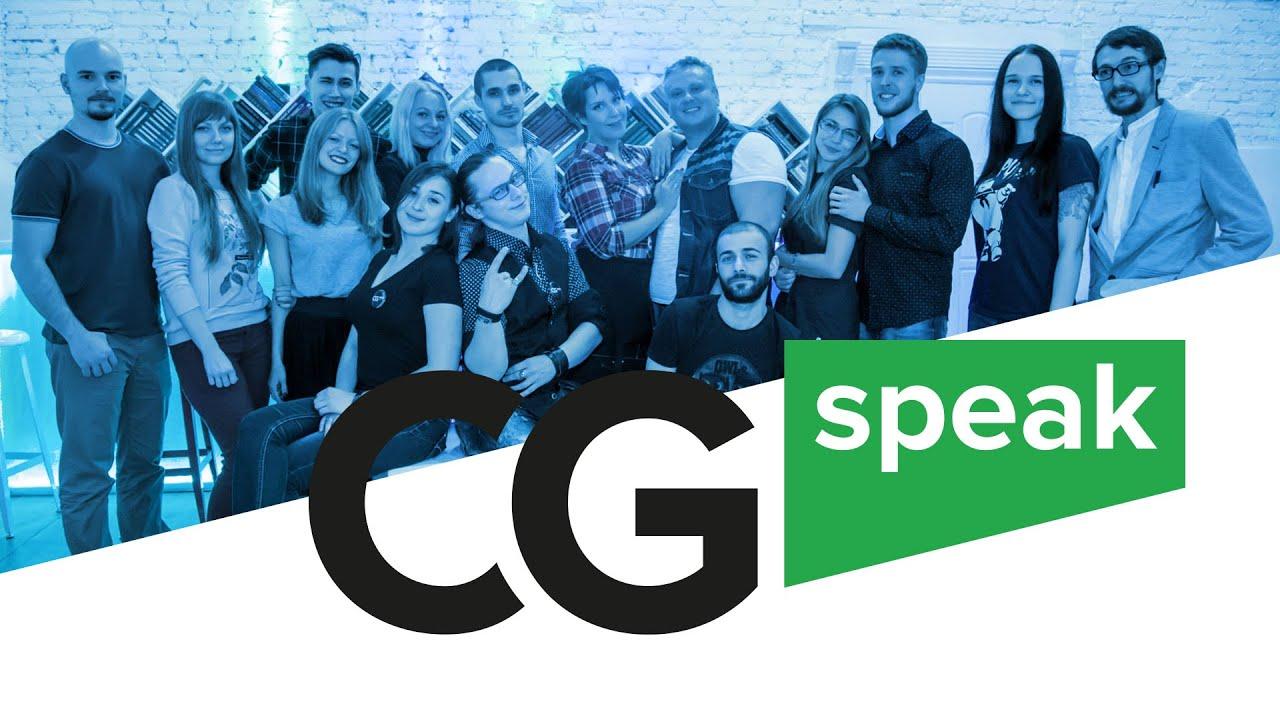 CG Speak в гостях у компании Corel. Интервью.