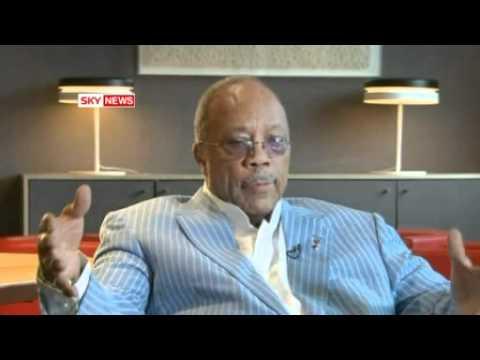 Quincy Jones on Michael Jackson´s death.