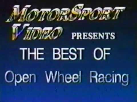 1991 Knoxville Nationals - MotorSport Video by Greg Stephens