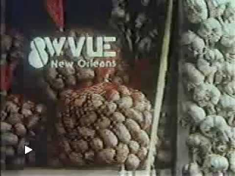WVUE TV Channel 8 Spots (1-16-1984)