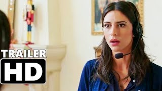 A WEDDING FOR CHRISTMAS - Trailer (2018) Cristine Prosperi, Colton Little Romance Movie