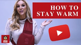 SNUG BUD- How to Stay Warm? The coolest way to keep warm with The World's First Wearable Body Warmer