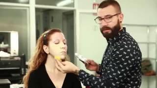 Making of   Escuela de Maquillaje Aarón Blanco