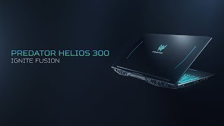 2019 Helios 300 Gaming Laptop – Ignite Fusion | Predator