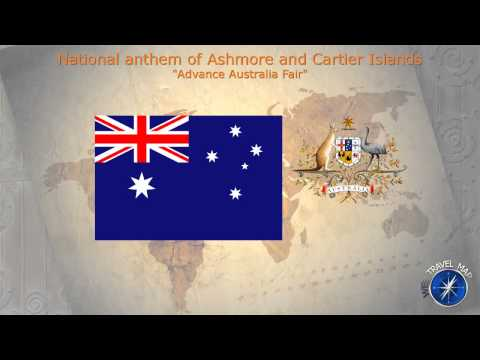 Ashmore and Cartier Islands National Anthem