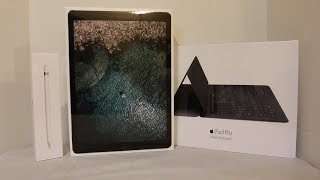 iPad Pro 12.9 Inch (2017) Unboxing!