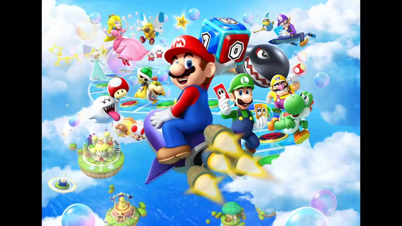 Mario Party Island Tour Nintendo
