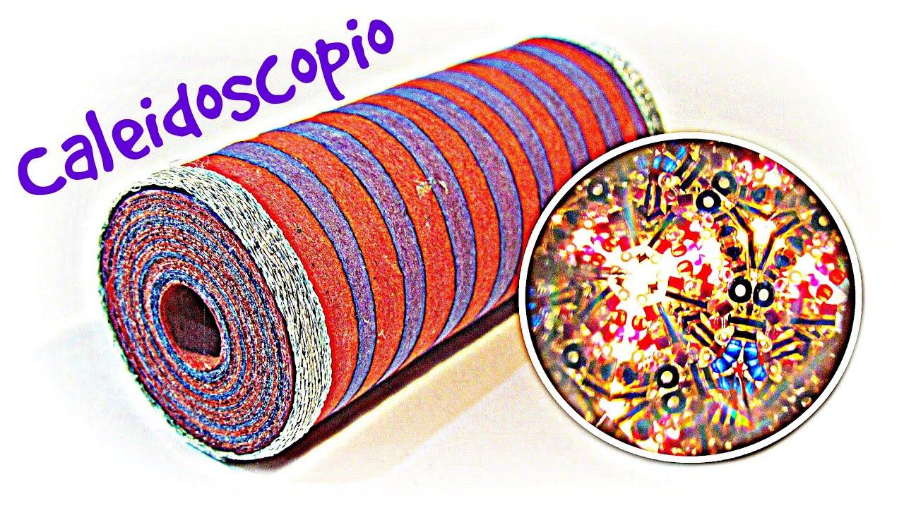 C mo hacer un caleidoscopio how to make a kaleidoscope - Que hace un humidificador ...
