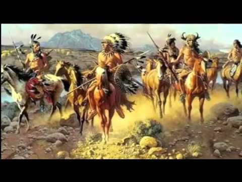 Lakota lullaby-kołysanka Indian