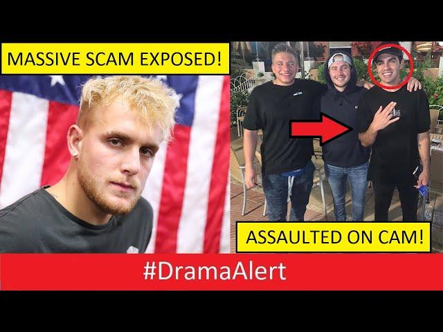 Jake Paul MASSIVE SCAM EXPOSED! #DramaAlert NEW Logan Paul DISS TRACK? Nelk ASSAULTED! TFue RAGE!