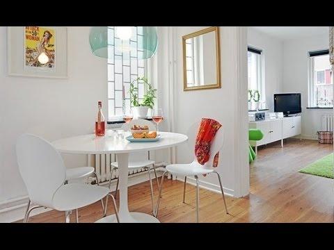 Ideias para decorar um apartamento pequeno youtube - Como decorar un apartamento pequeno ...