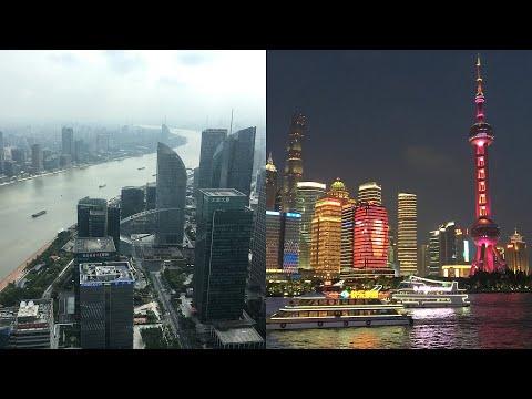 Китай - 2019. День 8. Шанхай (#Путешествия)