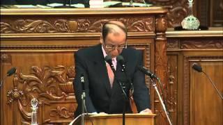 8.09衆院本会議「野田内閣不信任決議案」