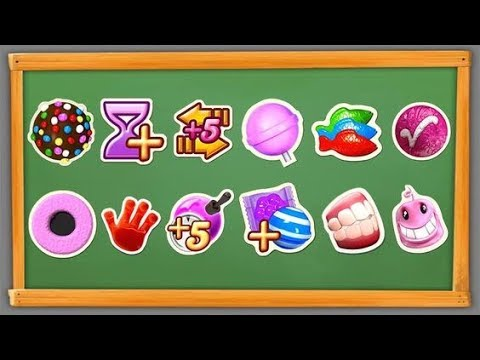 FREE BOOSTERS - Get Free Boosters Quickly In Candy Crush Saga