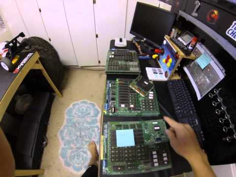 Street Fighter 2 Champion & World Warrior Jamma PCB Arcade Board Repairs